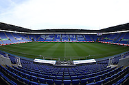 a General view of inside the Madejski Stadium before k/o. EFL Skybet  championship match, Reading  v Huddersfield Town at The Madejski Stadium in Reading, Berkshire on Saturday 24th September 2016.<br /> pic by John Patrick Fletcher, Andrew Orchard sports photography.