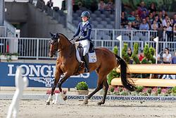 Josefsson Malin, SWE, Golden Midnight<br /> European Championship Eventing<br /> Luhmuhlen 2019<br /> © Hippo Foto - Stefan Lafrentz