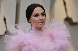 Kacey Musgraves walking the red carpet as arriving to the 91st Academy Awards (Oscars) held at the Dolby Theatre in Hollywood, Los Angeles, CA, USA, February 24, 2019. Photo by Lionel Hahn/ABACAPRESS.COM