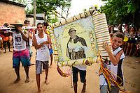 Brasil - Espirito Santo - Vila Velha - Congo da Barra do Jucu - Foto: Gabriel Lordello/ Mosaico Imagem