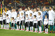 Team Germany during the International Friendly Game football match between Germany and Spain on march 23, 2018 at Esprit-Arena in Dusseldorf, Germany - Photo Laurent Lairys / ProSportsImages / DPPI