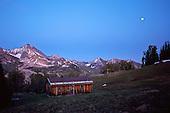 Pioneer Mountains Idaho