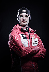 12.10.2019, Olympiahalle, Innsbruck, AUT, FIS Weltcup Ski Alpin, im Bild Manuel Fettner // during Outfitting of the Ski Austria Winter Collection and the official Austrian Ski Federation 2019/ 2020 Portrait Session at the Olympiahalle in Innsbruck, Austria on 2019/10/12. EXPA Pictures © 2020, PhotoCredit: EXPA/ JFK