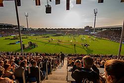 Opening ceremony, Stuntteam Mario Luraschi<br /> CHIO Aachen 2019<br /> Weltfest des Pferdesports<br /> © Hippo Foto - Dirk Caremans<br /> Opening ceremony, Stuntteam Mario Luraschi