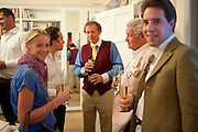 RICHARD BRIGGS, Party given by Basia and Richard Briggs at their home in Chelsea. London. 27 April 2011. <br /> <br />  , -DO NOT ARCHIVE-© Copyright Photograph by Dafydd Jones. 248 Clapham Rd. London SW9 0PZ. Tel 0207 820 0771. www.dafjones.com.