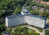AMSTELVEEN - hoofdkantoor KLM vanuit de lucht.     COPYRIGHT  KOEN SUYK