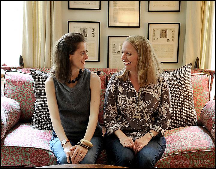 Amanda Hesser & Merrill Stubbs, writers, co-creators, Food52