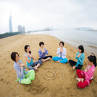 Yoga in Japan Full Gallery