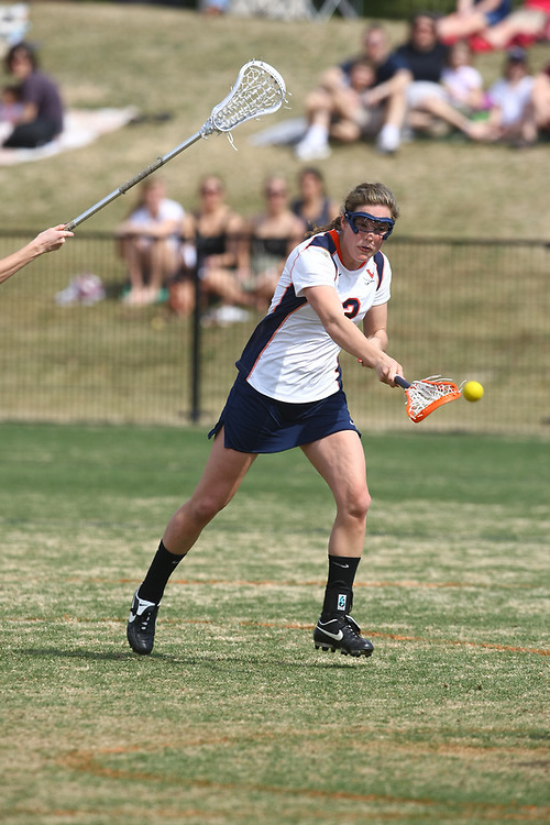 Virginia Cavalier men's and women's lacrosse at the University of Virginia in Charlottesville, VA. Photo/Andrew Shurtleff.