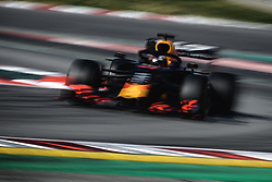 February 28, 2019 - Barcelona, Catalonia, Spain - PIERRE GASLY (FRA) from team Red Bull drives in his RB15 during day seven of the Formula One winter testing at Circuit de Catalunya (Credit Image: © Matthias OesterleZUMA Wire)