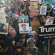 Women's March London 21.01.17