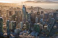 Core of Downtown San Francisco