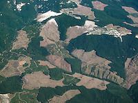 Patchwork Clearcut Forest, Cascades