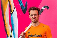 ANTWERPEN - hockey international Diede van Puffelen  voor het Europees kampioenschap hockey.COPYRIGHT KOEN SUYK