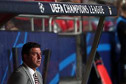 September 19, 2018 - Lisbon, Portugal - Benfica's head coach Rui Vitoria during the UEFA Champions League Group E football match SL Benfica vs Bayern Munich at the Luz stadium in Lisbon, Portugal on September 19, 2018. (Credit Image: © Pedro Fiuza/NurPhoto/ZUMA Press)
