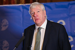 © Licensed to London News Pictures. 30/01/2019. London, UK. Graham Stringer MP - Labour Member of Parliament for Blackley and Broughton and scientist speaking at the Bruges Group event focusing on issues of Britain outside the European Union. Photo credit: Dinendra Haria/LNP