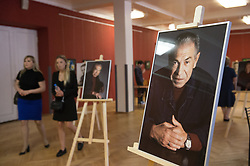 July 20, 2017 - Moscow, Russia - July 20, 2017. - Russia, Moscow. - The ceremony to pay last respects to actor Vladimir Tolokonnikov at the Moscow Cinema House. (Credit Image: © Russian Look via ZUMA Wire)