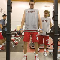 2005-09-12 Weight room