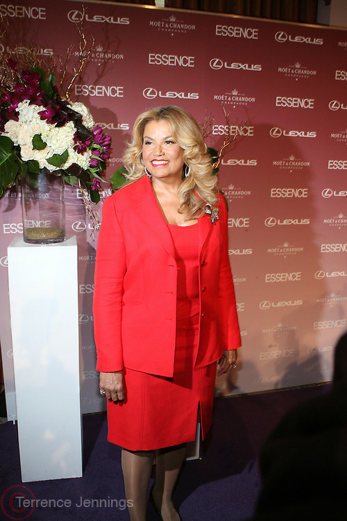 Suzanne De Passe at The Essence Magazine Celebrates Black Women in Hollywood Luncheon Honoring Ruby Dee, Jada Pickett Smith, Susan De Passe & Jurnee Smollett at the Beverly Hills Hotel on February 21, 2008 in Beverly Hills, CA