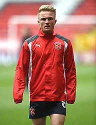 Fleetwood Town's Kyle Dempsey