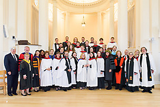 2018 May 19 Berkeley Commencement Evensong and Awards Ceremony