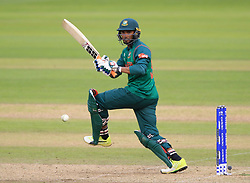 Bangladesh's Mahmudullah during the ICC Champions Trophy, Group A match at Sophia Gardens, Cardiff. PRESS ASSOCIATION Photo. Picture date: Friday June 9, 2017. See PA story CRICKET India. Photo credit should read: Nigel French/PA Wire. RESTRICTIONS: Editorial use only. No commercial use without prior written consent of the ECB. Still image use only. No moving images to emulate broadcast. No removing or obscuring of sponsor logos.