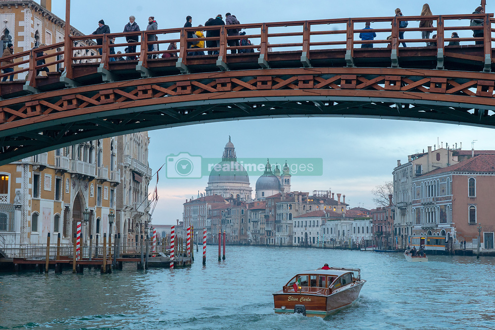 General views of Venice. From a series of travel photos in Italy. Photo date: Monday, February 11, 2019. Photo credit should read: Richard Gray/EMPICS
