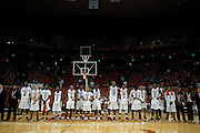 South Grand Prairie reacts after losing to Fort Bend Travis in the UIL 5A state championship game at the Frank Erwin Center in Austin on Saturday, March 9, 2013. (Cooper Neill/The Dallas Morning News)