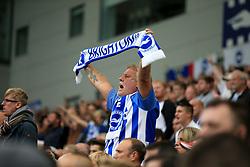 24 September 2017 -  Premier League - Brighton v Newcastle United - Brighton fans - Photo: Marc Atkins/Offside