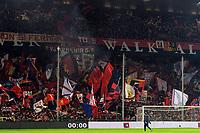 tifosi Genoa Supporters <br /> Genova 05-01-2016 Stadio Marassi. Football Calcio Serie A 2015/2016 Genoa - Sampdoria / foto Image Sport/Insidefoto