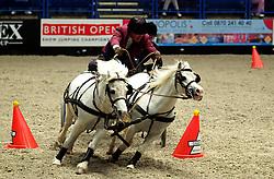 British Open Show Jumping at Hallam FM Arena (evening)Copyright Paul David Drabble24th April 2003<br /> [