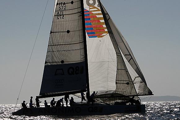 07_005214 © Sander van der Borch. Hyères - FRANCE,  11 September 2007 . BREITLING MEDCUP  in Hyères  (10/15 September 2007). Races 1 & 2
