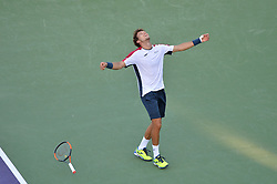 March 29, 2018 - Key Biscayne, Florida, United States Of America - KEY BISCAYNE, FL - MARCH 29: Pablo Carreno Busta  during day 11 of the Miami Open Presented by Itau at Crandon Park Tennis Center on March 29, 2018 in Key Biscayne, Florida. ...People:  Pablo Carreno Busta. (Credit Image: © SMG via ZUMA Wire)