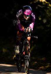 Soraya Paladin of Liv Racing during the Stage Three Individual Time Trial of the AJ Bell Women's Tour in Atherstone, UK. Picture date: Wednesday October 6, 2021.
