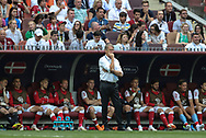 Coach of Dermark during the 2018 FIFA World Cup Russia, Group C football match between Denmark and France on June 26, 2018 at Luzhniki Stadium in Moscow, Russia- Photo Tarso Sarraf / FramePhoto / ProSportsImages / DPPI