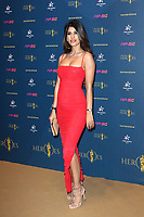 Jasmin Walia, Indian Cricket Heroes - photocall, Lord's Cricket Ground, London, UK, 23 May 2019, Photo by Richard Goldschmidt