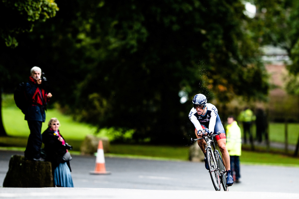 Tour of Britain 2013 - Stage 3 - Knowsley TT - 16km