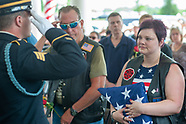 Hundreds Attend Funeral For Army Sgt