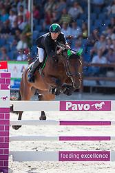 Kramer Siebe (NED) - Bella Meta<br /> KWPN Paardendagen - Ermelo 2012<br /> © Dirk Caremans