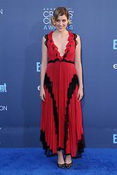 Greta Gerwig  bei der Verleihung der 22. Critics' Choice Awards in Los Angeles / 111216