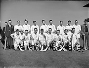 Hurling All Ireland Senior Hurling Final, Croke Park. .Cork v Galway,.6091953AISHCF, .Cork 3-3, Galway 0-8.06.09.1953, 09.06.1953, 6th September 1953.Galway (runners up)