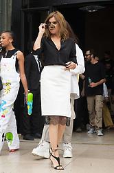 Carine Roitfeld arriving at Heron Preston fashion Show during Menswear Spring/Summer 2020 on June 18, 2019 in Paris, France. Photo by Nasser Berzane/ABACAPRESS.COM