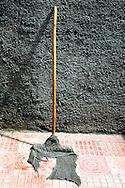 Traditional mop in Gibara, Holguin, Cuba.