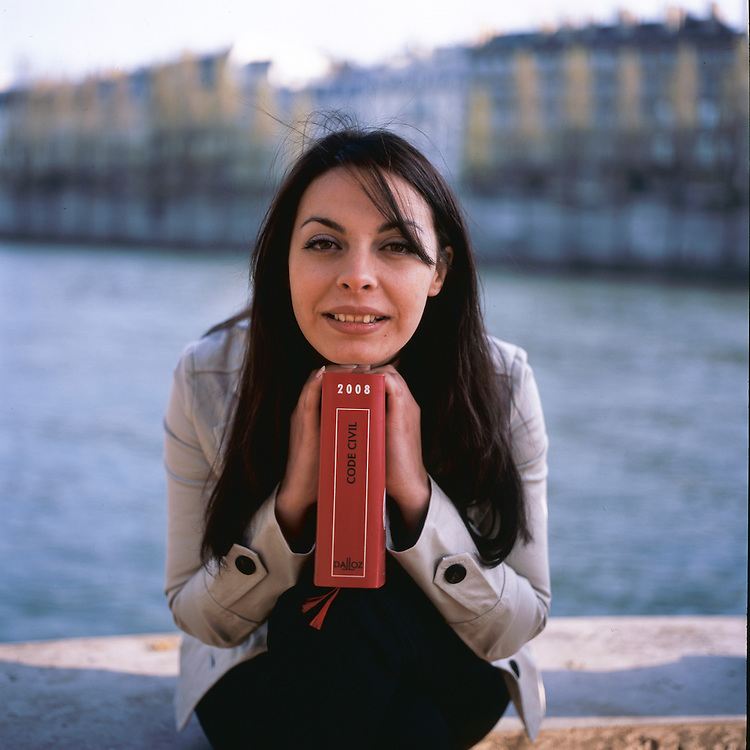 Nabela Aïssaoui, French lawyer and Businesswoman.