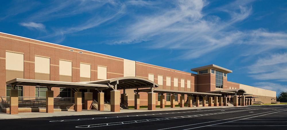 Peachtree Ridge Middle School 01 - Lawrenceville, GA