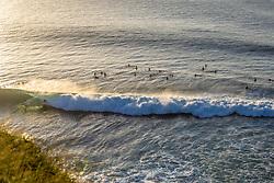 Papua Gulch Surfing