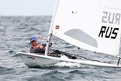 , Kiel - Laser Worlds U-21 07.08. - 16.08.2016, Laser Std. M - RUS 171513 - Maxim NIKOLAEV