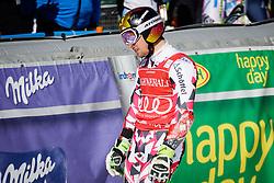 Marcel Hirscher (AUT) after the Men Giant Slalom race of FIS Alpine Ski World Cup 55th Vitranc Cup 2015, on March 4, 2016 in Kranjska Gora, Slovenia. Photo by Ziga Zupan / Sportida