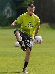 06.05.2011, Trainingsgelaende Werder Bremen, Bremen, GER, 1.FBL, Training Werder Bremen, im Bild Marko Arnautovic (Bremen #7)   EXPA Pictures © 2011, PhotoCredit: EXPA/ nph/  Frisch       ****** out of GER / SWE / CRO  / BEL ******