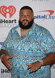 September 23, 2017 - Las Vegas, Nevada, United States of America - DJ Khaled attends the  2017 iHeart Radio Music Festival on  September 23, 2017  at the T-Mobile Arena in Las  Vegas , Nevada (Credit Image: © Marcel Thomas via ZUMA Wire)